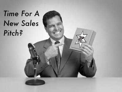 Why your sales pitch isn't working