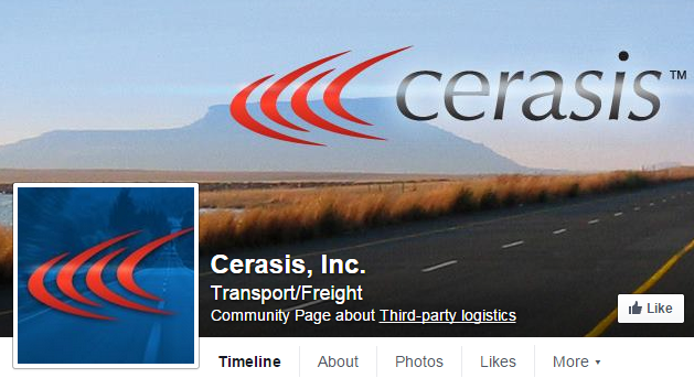 best facebook pages  for the logistics and supply chain industries