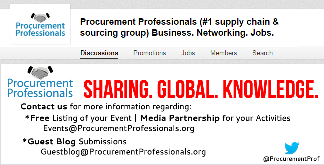 best linkedin groups for the logistics and supply chain industries