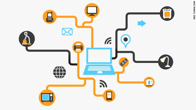 the internet of things and the supply chain industry