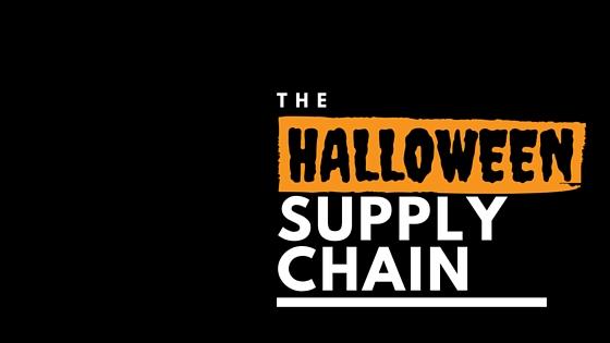 halloween supply chain
