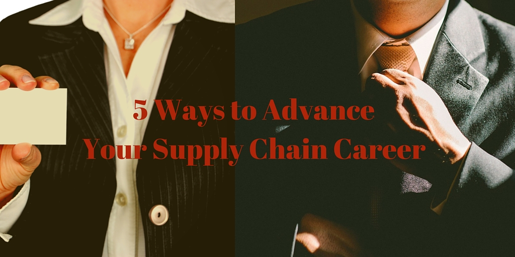 supply chain career