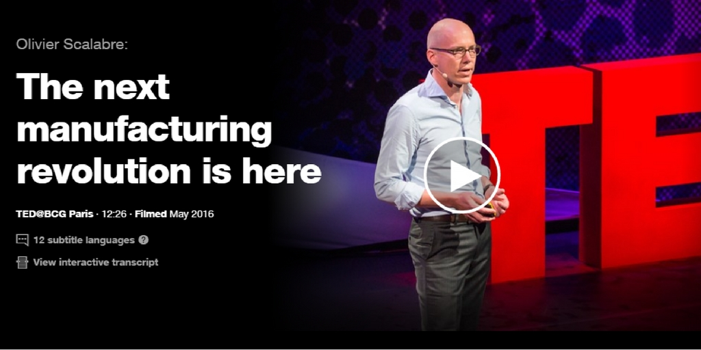 5 More TED Talks for the Supply Chain