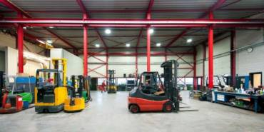 The Automated Warehouse: Who's Driving Anyway?