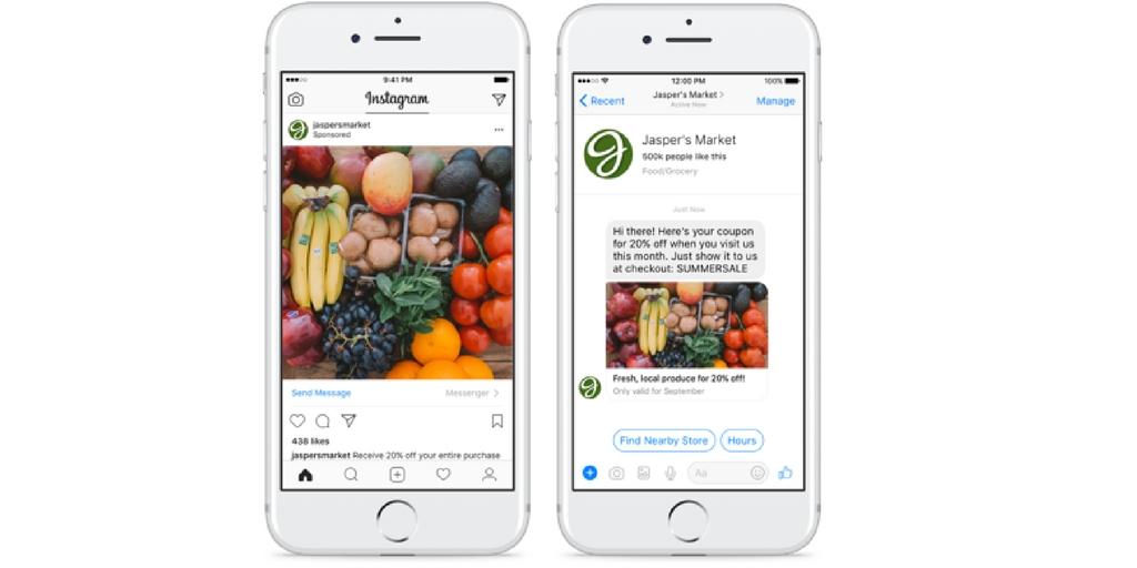 Built-In Analytics for Facebook, Instagram