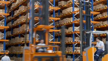 Robotics Drives Supply Chain Profits
